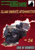 """In Fight"" Magazine Documenting Afghan Taliban Activity, Issue 24"